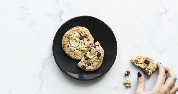 Cookies au beurre de cacahuète