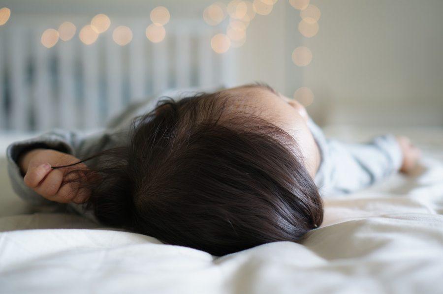 Au secours, mon bébé ne dort pas