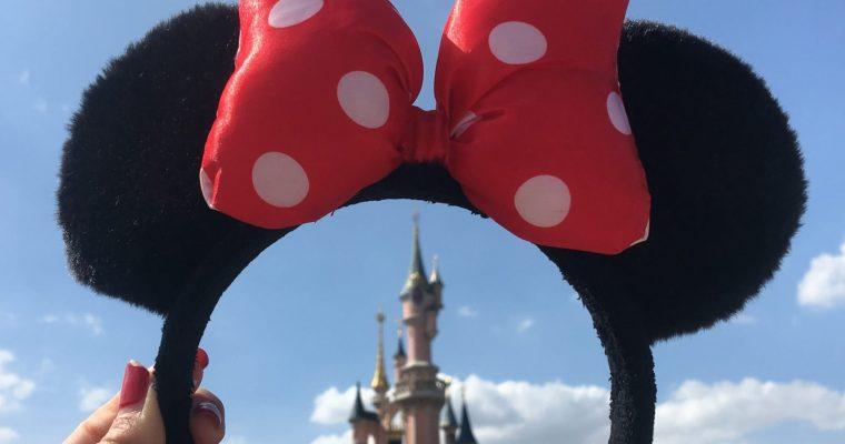 Préparation d'un séjour à Disneyland Paris