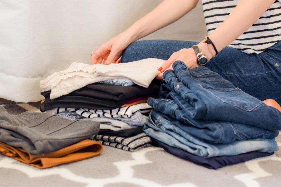 Recycler les vêtements